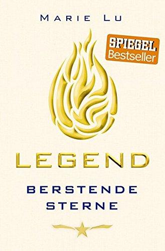 Buchseite und Rezensionen zu 'Legend – Berstende Sterne: Band 3' von Marie Lu