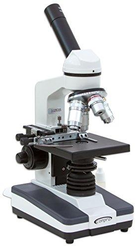 Compra Kurs-Mikroskop M 06 LED, mögliche Vergrößerungen: 40-Fach, 100-fach, 400-fach, 1000-fach,...