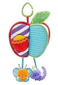 Fisher-Price Manzanita Activity, juguete colgante para bebé (Mattel DFP88)