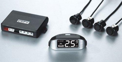 Einparkhilfe Rückfahrwarner mit LED Display Funk kabelos YMPA EH-FUNKSW