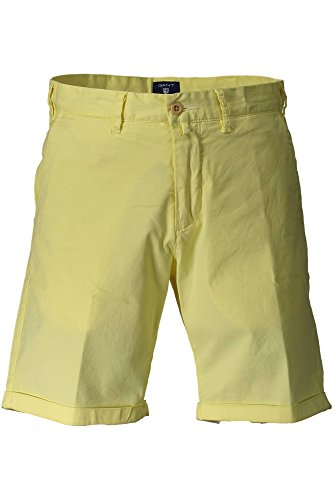 GANT Herren Regular Summer Shorts gelb 713