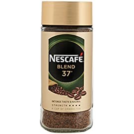 NESCAFÉ BLEND 37 Instant Coffee Jar, 100 g (Pack of 6)