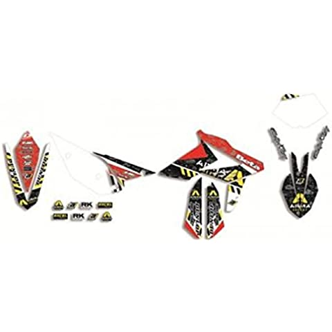 Kit Deco Blackbird Replica Arma Energy Beta Rr 2T/4T
