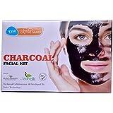 Khadi Mart Charcoal Facial Kit 290 gms (Large)