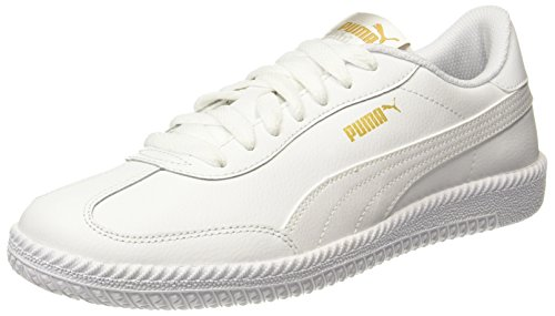 Puma Men's Astro Cup L Puma Whitepuma White Sneakers - 10 UK/India (44.5 EU)