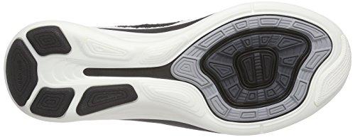 NikeFlyknit Lunar3 - Scarpe Running Uomo Bianco (Weiß (Segeltuch/Schwarz 101))