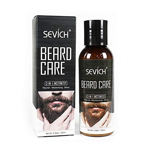 Aceite barba Esencia cuidado barba Nutrición natural