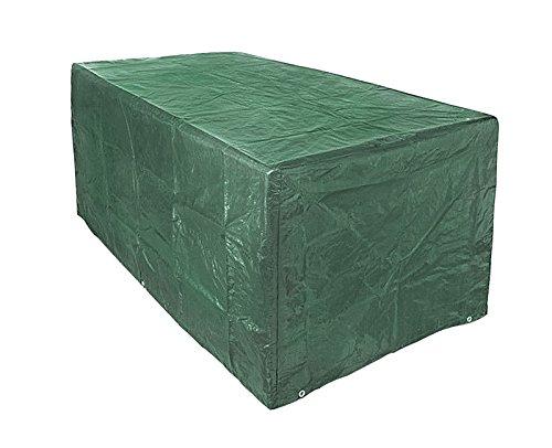 Gartenmöbel Gartentisch Schutzhülle Abdeckung Haube Abdeckplane für Tisch und Stühle