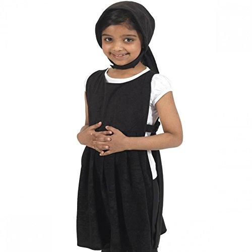 Viktorianisches Kostüm für Mädchen, edwardianische Kittelschürze und (Viktorianischen Kostümen Mädchen)