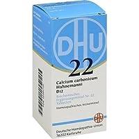 BIOCHEMIE 22 CALC CARB D12 200St Tabletten PZN:2581722 preisvergleich bei billige-tabletten.eu