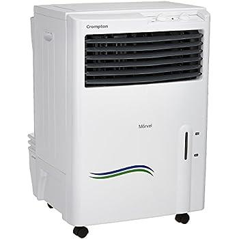 Crompton Marvel PAC201 20-Litre Evaporative Air Personal Cooler - White