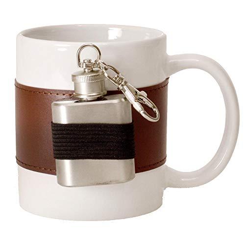 Extra Shot Kaffeebecher mit Flachmann - Kaffeetasse