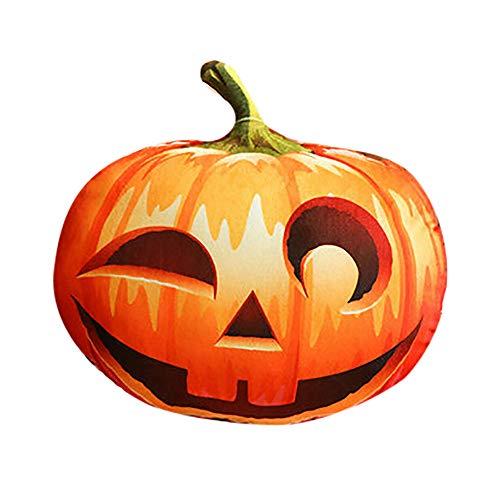 clode  creativo divertente zucca cuscino cuscino casa halloween decorazione