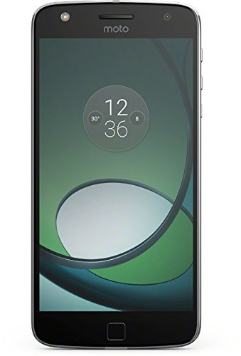 Motorola Moto Z2 Play Smartphone, 64 GB, 5.5 pollici, Lunar Gray, Single SIM – XT1710-09