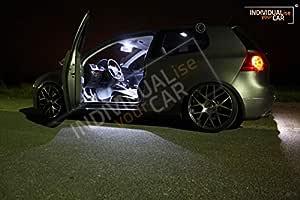Innenraumbeleuchtung Set Für Golf 5 3 Türer Cool White Auto