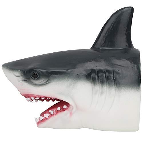 Zerodis- 7 Pulgadas Marionetas de Mano de tiburón