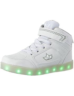 Lico Unisex-Kinder Disco High Hohe Sneaker