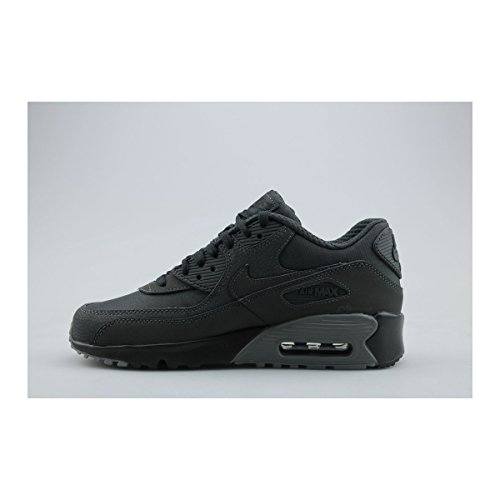 Nike Air Max 90 Mesh (GS) Schuhe Sneaker Neu Grau