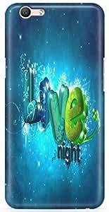 Expert Deal 3D Printed Hard Designer Oppo A57 Mobile Back Cover Case Cover