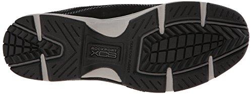 Rockport - - Chranson de femmes Chaussures de marche Black nubuck
