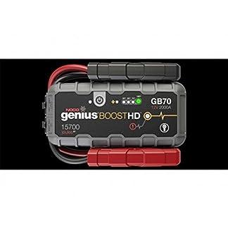 Booster de batería NOCO gb70litio 12V 2000A–Noco 010109