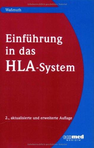 Einführung in das HLA-System