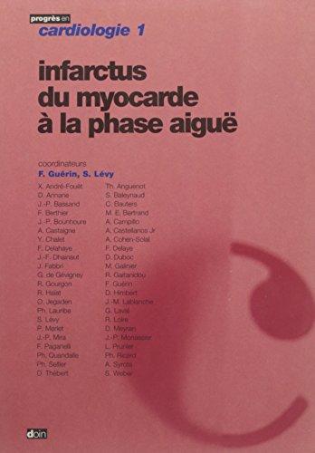 Infarctus du myocarde à la phase aiguë