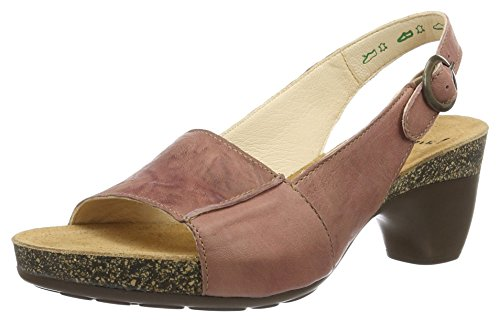 Think Damen Traudi Pumps, Pink (Rosa/Kombi 33), 39 EU
