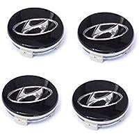 yongyong218 Hyundai Sonata Wheel Center Tapas del Cubo 4 Piezas 52960-3S110 Genuine Wheel HUB Cap Cap Cover