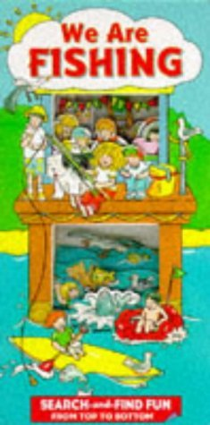We're Going Fishing (Magic Window Puzzles) by Jane Walker (1996-09-19)