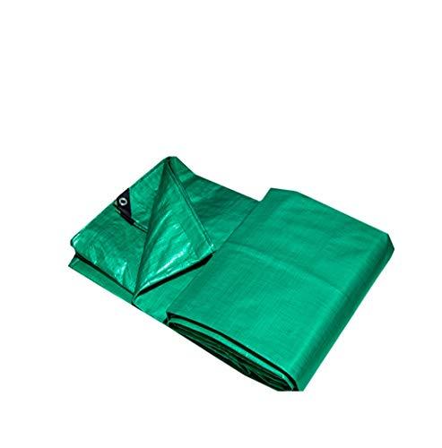 PE Regenschutz Plane Blume Schatten Tuch Plane Outdoor Baldachin Tuch faltbar gewebt Stoff (Farbe: grün, Größe: 2 * 3m / 6FT * 9FT) (größe : 4 * 5m) (9 Ft Sonnenschirm)