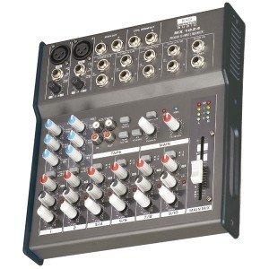 Definitive Audio MX 1024 - Mesa de mezclas, color negro