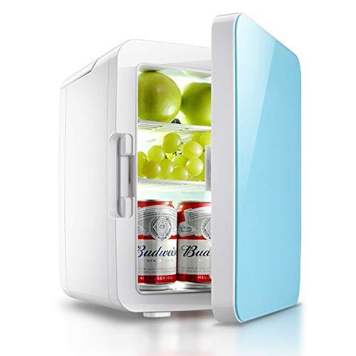 Refrigerador para automóvil de 10 litros, mini refrigerador para el hogar y...