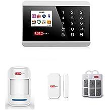 ABTO GSM Sistema de alarmas (AA)
