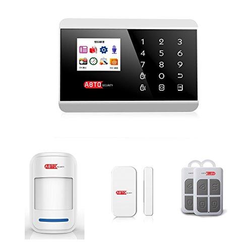 Sistema de alarmas GSM