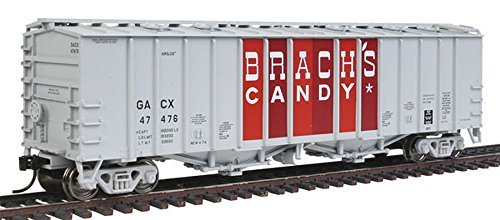 walthers-mainline-910-7209-50-2-bay-airslide-covered-hopper-brachs-candy-47476