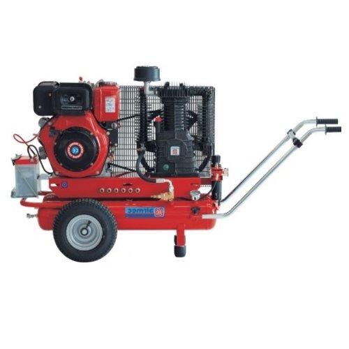 Speroni - motocompressore TTD 3495/900 Airmec 900 lt/min professionale compressore con motore a scoppio Speroni