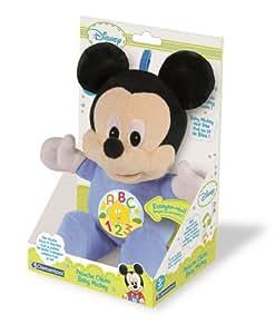 Clementoni - 62265.8 - Peluche Câlins Baby Mickey