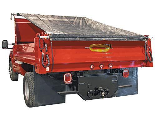 Truckstar Dump Plane Roller Kit-71/2ft. X 15ft. Mesh Plane, Modell # dtr7515 -