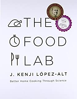 The Food Lab: Better Home Cooking Through Science (0393081087) | Amazon Products