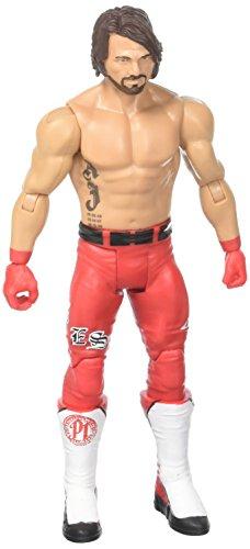 WWE Figura básica AJ Styles, wwe figuras (Mattel FMD39)