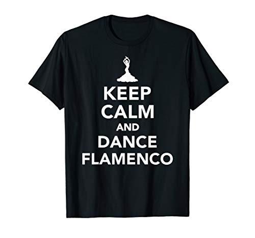 Keep calm Flamenco T-Shirt