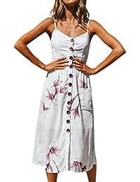 fb8743c14d3e Suchergebnis auf Amazon.de für: bunte sommerkleider: Bekleidung
