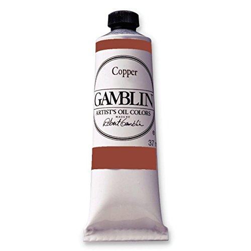 Gamblin Artist - Oelfarbe - 150 ml - Kupfer