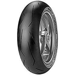 Pirelli Diablo SuperCorsa SP V2 Tire - Rear - 190/55ZR-17 , Position: Rear, Rim Size: 17, Tire Application: Race, Tire Size: 190/55-17, Tire Type: Street, Load Rating: 75, Speed Rating: (W), Tire Construction: Radial 2304500