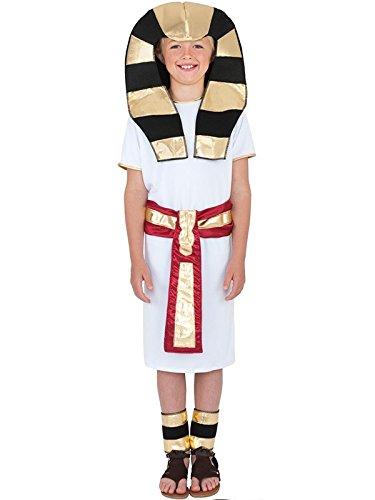Imagen de disfraz egipcio para niño  único, 7 a 9 años alternativa
