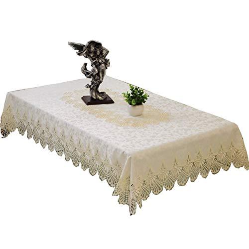 Multi-table runner per tavoli copritavolo tavola tabella bandiera tovagliette tovaglia tavolino tovaglia tovaglia tessuto pizzo soggiorno rettangolare tovaglia 130 * 180 cm