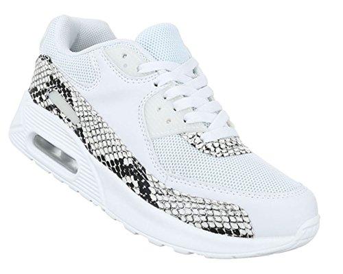 Sneakers Laufschuhe Boots Schuhe Sportschuhe Schnürer rot 36 37 38 39 40 Neu