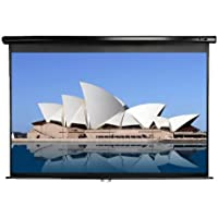 "Elite Screens M99NWS1 99"" 1:1 projection screen - projection screens (1938 mm, 79.5 mm, 2009 mm, 7.6 kg, White) - Confronta prezzi"