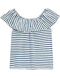 next Niñas Camiseta escote Bardot (3-16 años) Corte Estándar